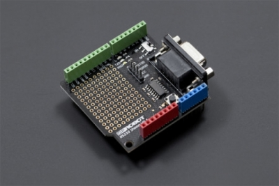[DFR0258]RS232 Shield for Arduino