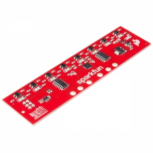 [SEN-13582] SparkFun Line Follower Array